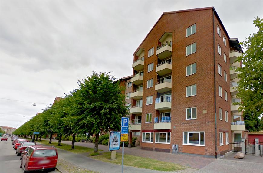 HSB Brf Bornholm i Malmö