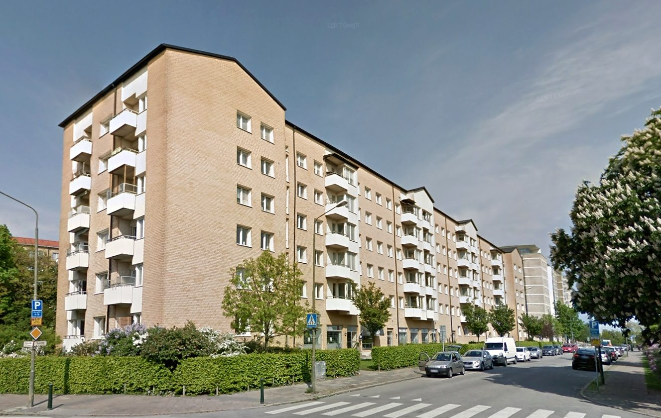 Brf Hammarshus, Malmö