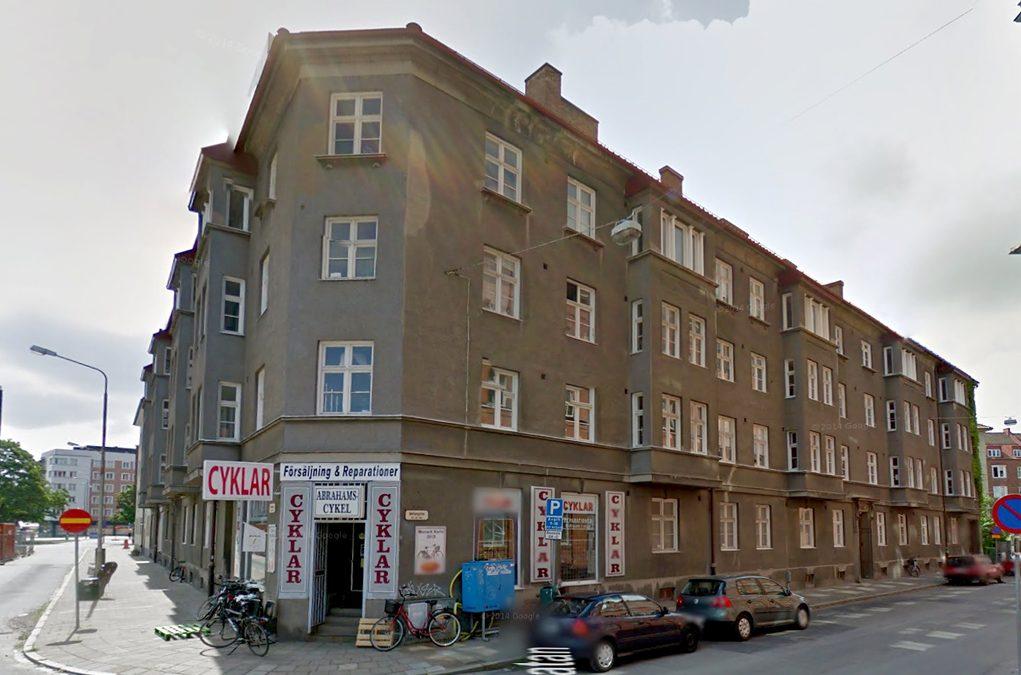 Riksbyggen Bostadsrättsförening Odin 3 i Malmö – 1 hus, 44 lgh