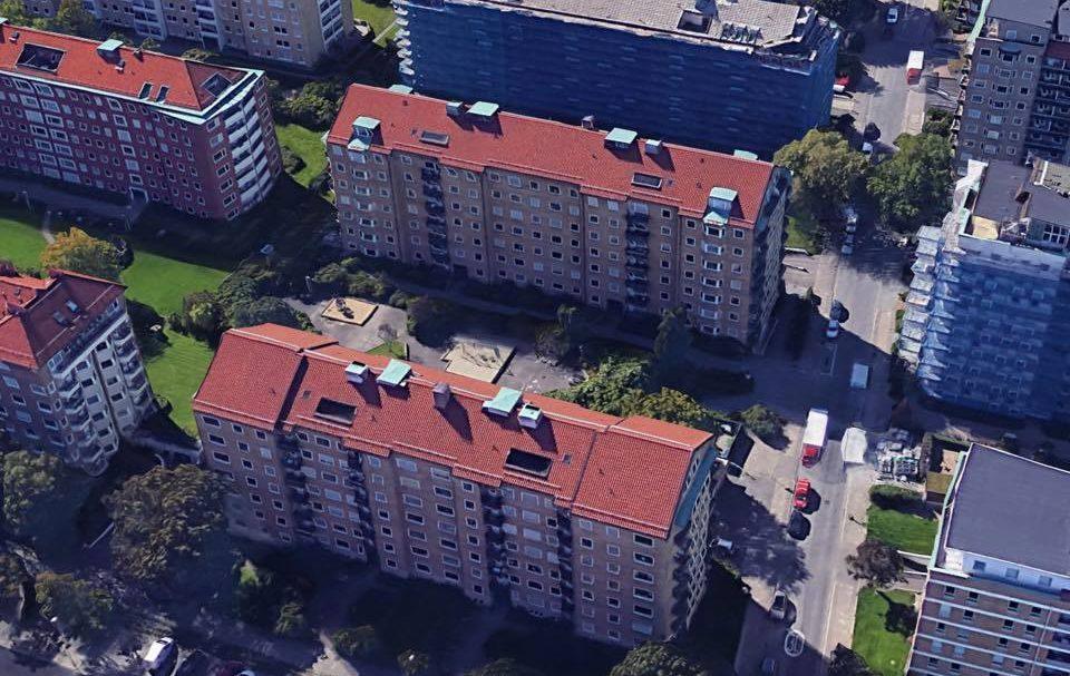 Brf Ribersborg 1, Malmö