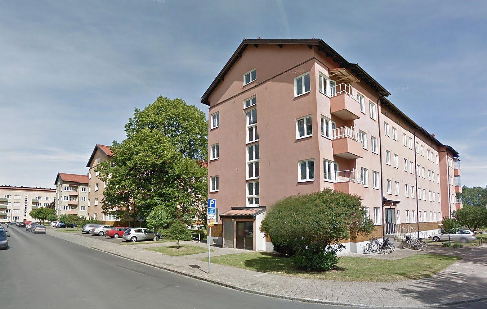 Brf Svenstorp 1 i Malmö