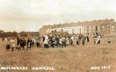 Nytt Uppdrag – Brf Mariedal 1916 i Malmö