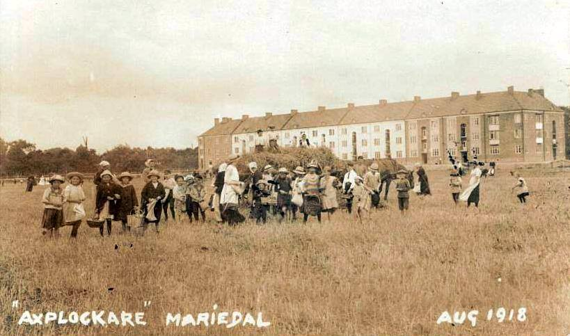 Brf Mariedal 1916 i Malmö