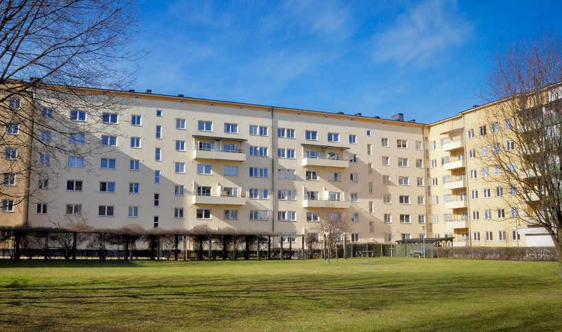 Brf Magne i Malmö