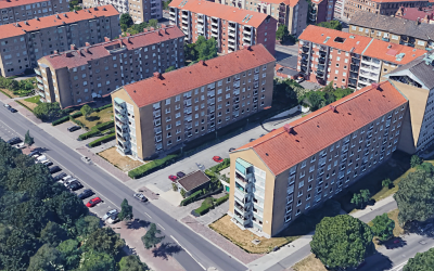 Brf Ingrid i Malmö anlitar Re-new