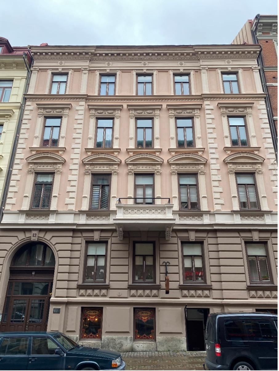 Brf Erik Dahlbergsgatan 12 i Göteborg