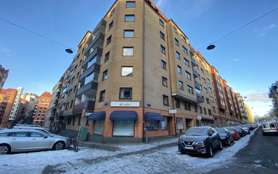 Brf Murbräckan nr 9 i Göteborg
