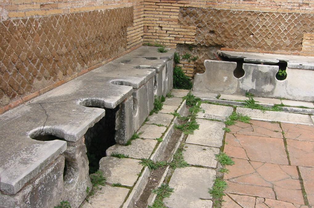 Rom byggdes inte på en dag
