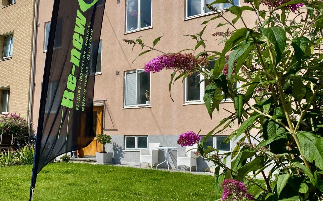 Brf Stafettgatan 4 i Göteborg