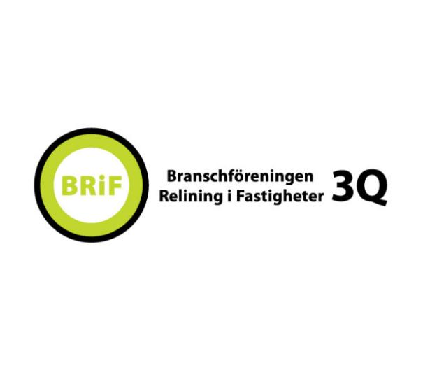 Branschföreningen Relining i Fastigheter 3Q